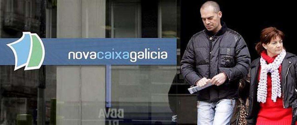 Foto: Los ricos gallegos lanzan un SOS al BdE para recuperar la inversión en Novagalicia