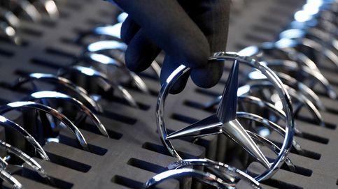 Daimler cae un 4% tras lanzar un 'profit warning' por el impacto del diésel