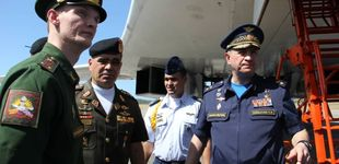 Post de Rusia defiende la presencia de sus militares en Venezuela