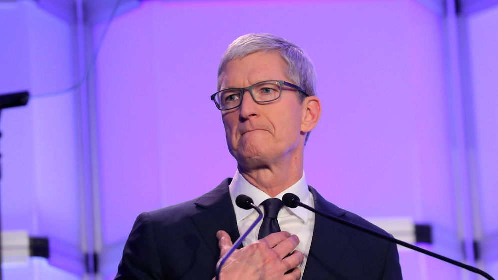Foto: Tim Cook, CEO de Apple (Foto: Reuters)