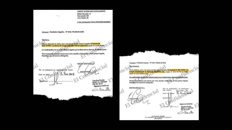 El fiscal suizo descubre una nueva cuenta vinculada a Juan Carlos I en Credit Suisse
