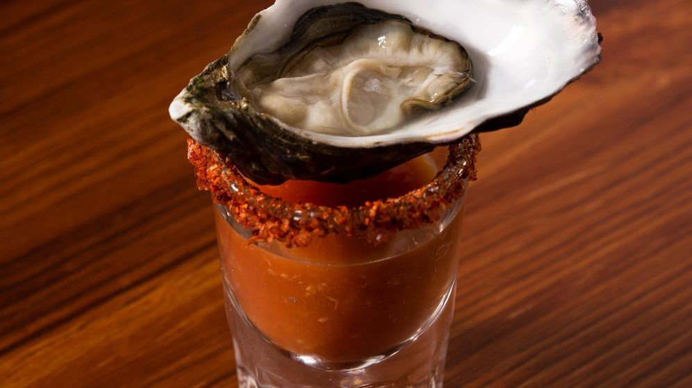 Foto: Bloody Mary Oyster