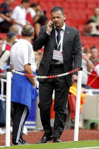 Foto: Mijatovic vuelve a ejercer como agente de futbolistas