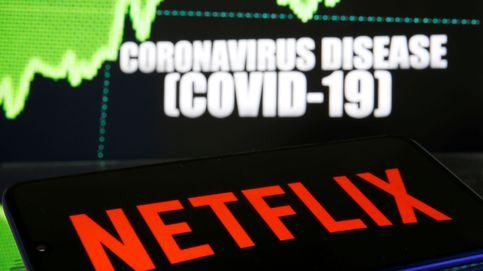El coronavirus dispara a Netflix, que amenaza con superar en bolsa a Disney