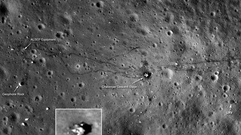 Tras 10 años mandando señales a la Luna, por fin la Tierra recibe una de vuelta