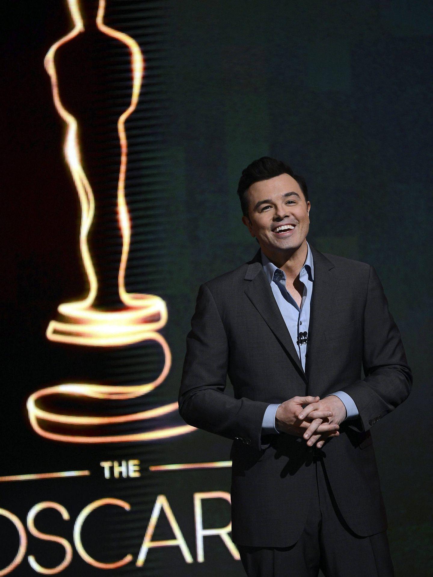 Seth MacFarlane presentó la gala de los Oscar en 2013 (EFE/Paul Buck)