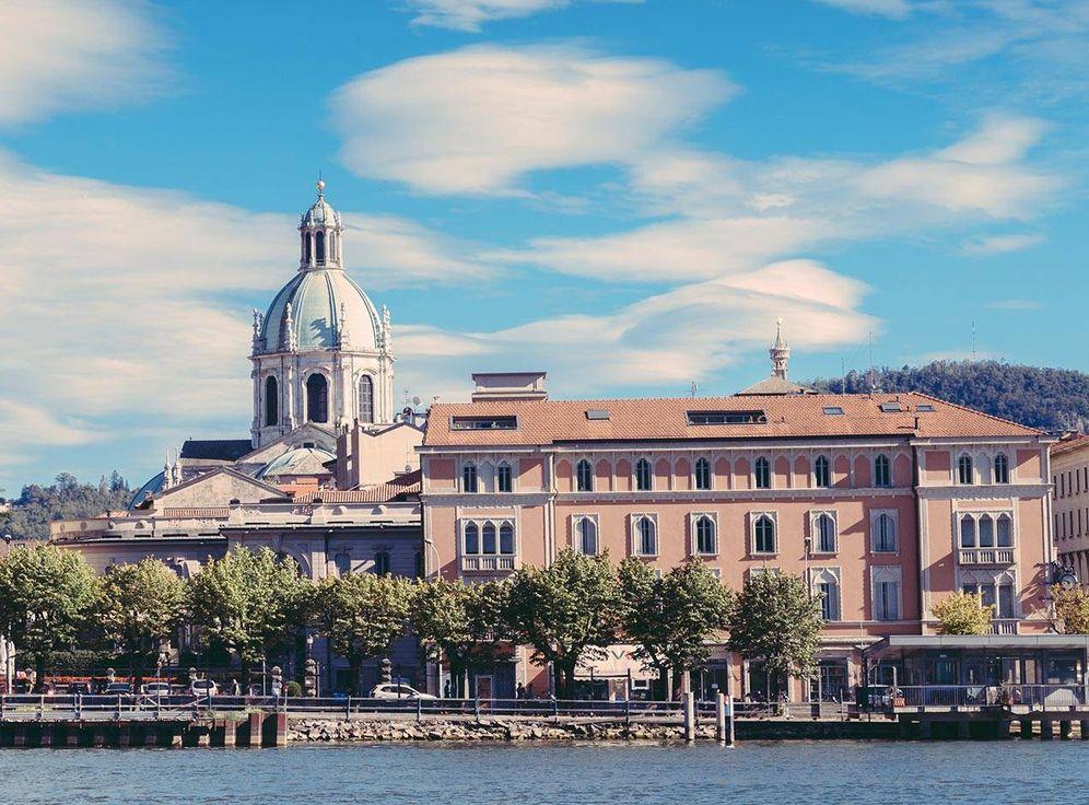 Foto: Así de divino es el Vista Palazzo Lago di Como. (Cortesía)
