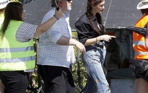 Foto: Paz Vega comienza a rodar con Pedro Almodóvar en Madrid