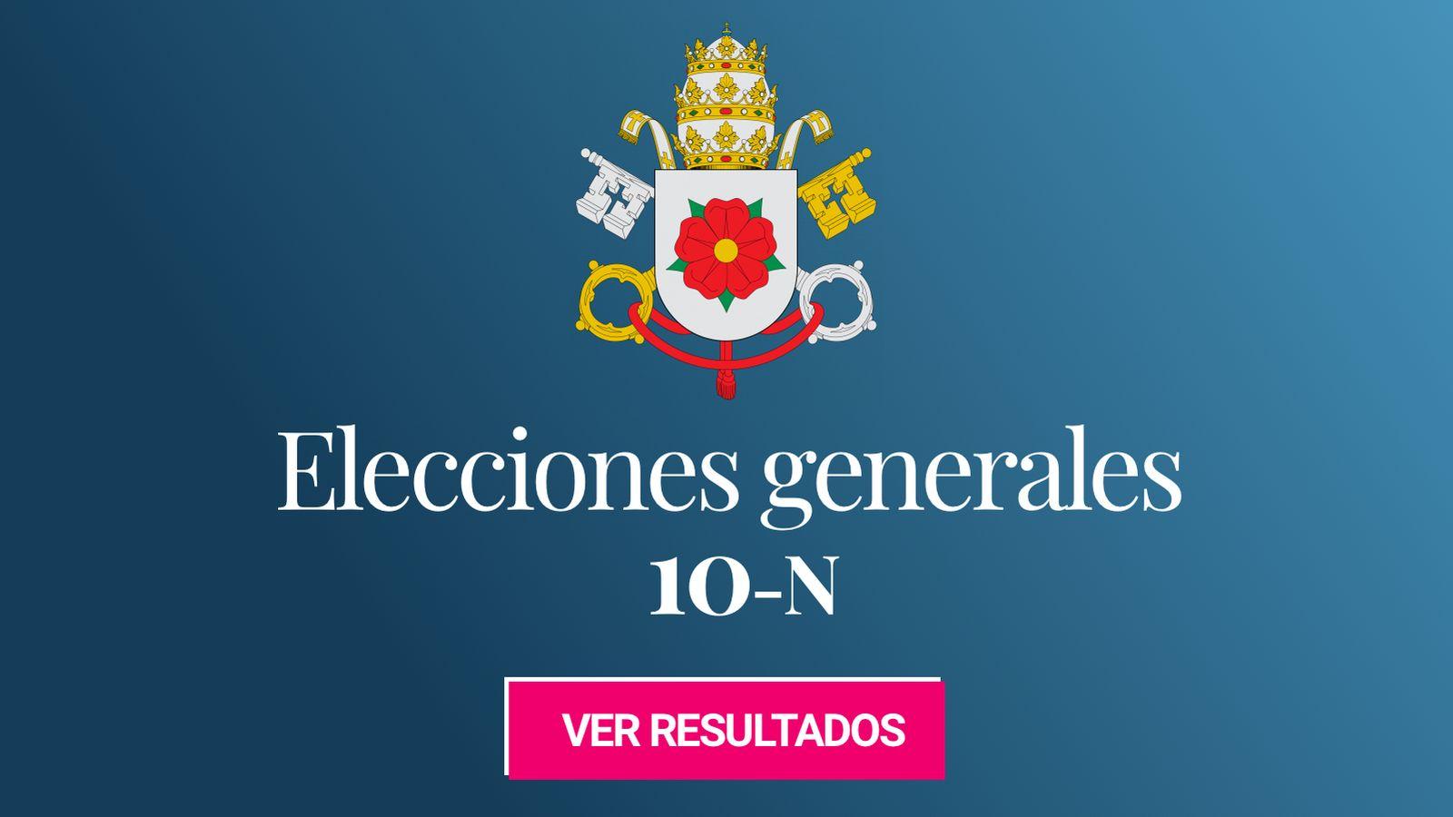 Foto: Elecciones generales 2019 en Reus. (C.C./EC)