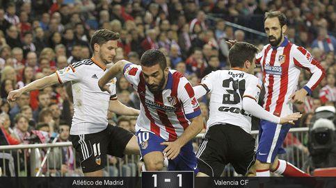 La terrible problemática del Atleti con el gol da un punto al Valencia