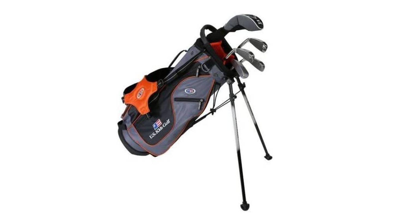 Bolsa de palos de golf unisex para niños Us Kids Golf