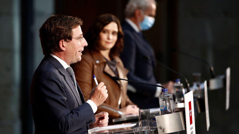 Ayuso exige el fin de la alarma y critica a Illa endurecer los requisitos para Madrid