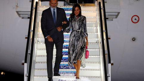 Felipe VI y Letizia visitan Cuba en el primer viaje oficial de un monarca español a la isla