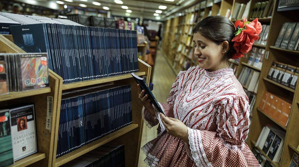 Foto: Hay demasiados libros. (EFE)