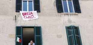 Post de Italia celebra con el 'Bella Ciao' el Día de la Liberación y su cifra más baja de muertos