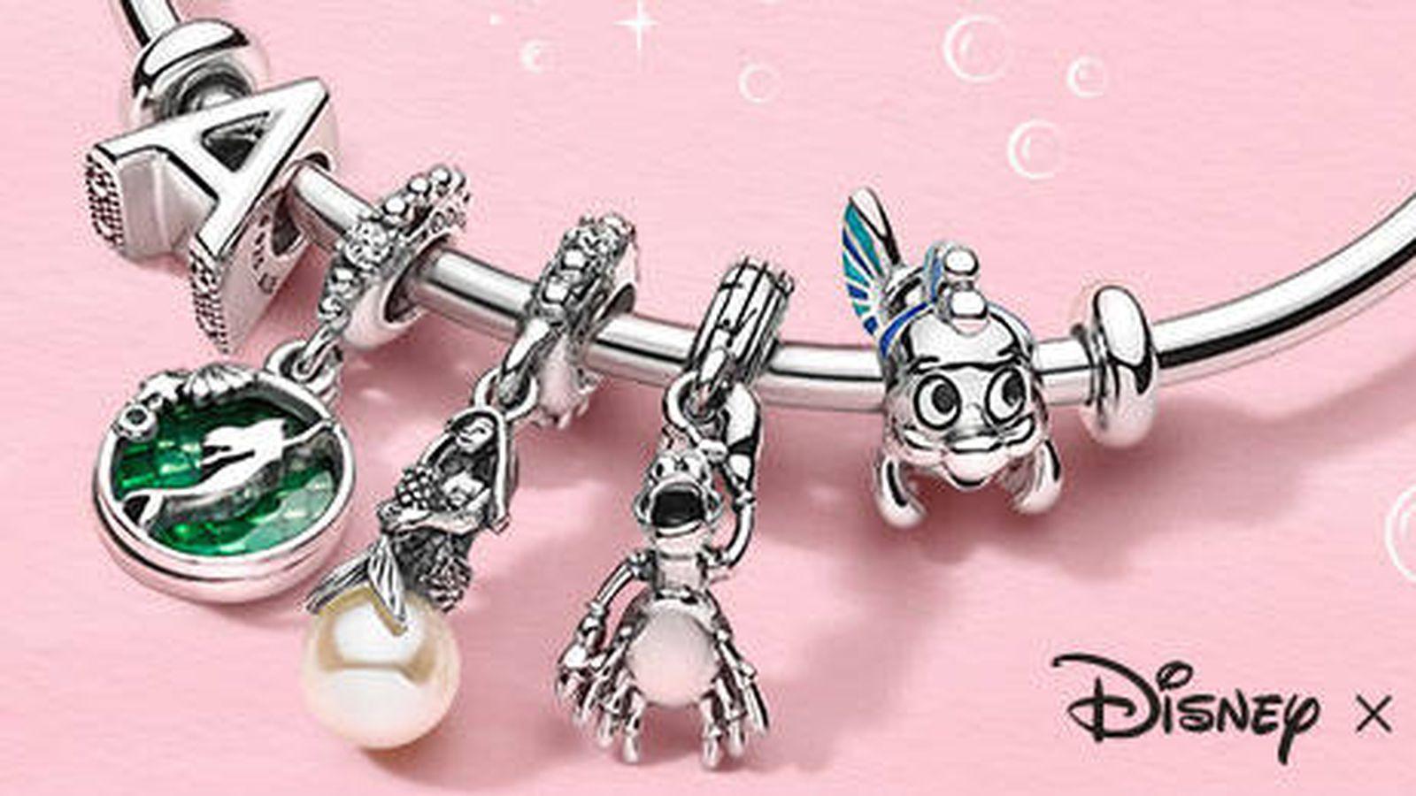 Foto: Sumérgete en el mundo Disney con charms de tus pelis preferidas. (Cortesía)