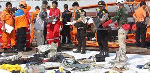 Post de Un avión se estrella con 188 ocupantes en el mar de Java: