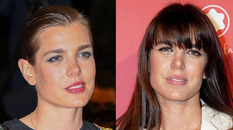 Carlota Casiraghi padece brotes de acné de forma ocasional. (Getty)