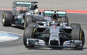 El mérito de Mercedes: cuanto peor para el equipo, mejor para la F1