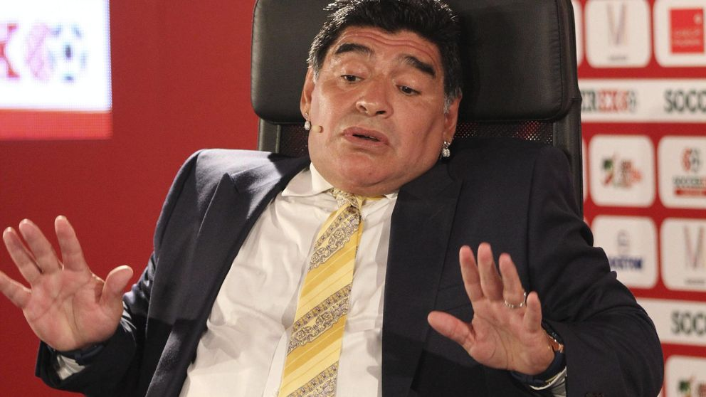 Maradona sobre Platini: Me confesó en Dubái que había arreglado 167 partidos