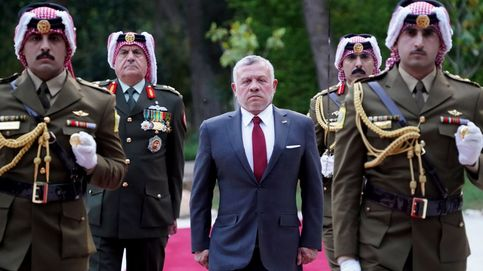 El abril negro de Abdalá de Jordania: muere el príncipe Mohamed, su tío y mano derecha