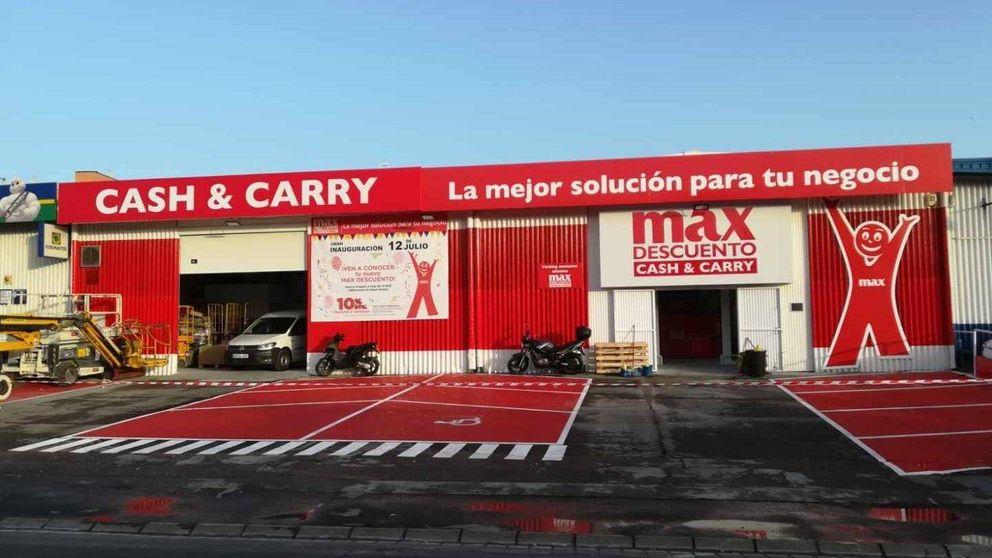 DIA saca a la venta Max Descuento, su negocio de 'cash & carry'