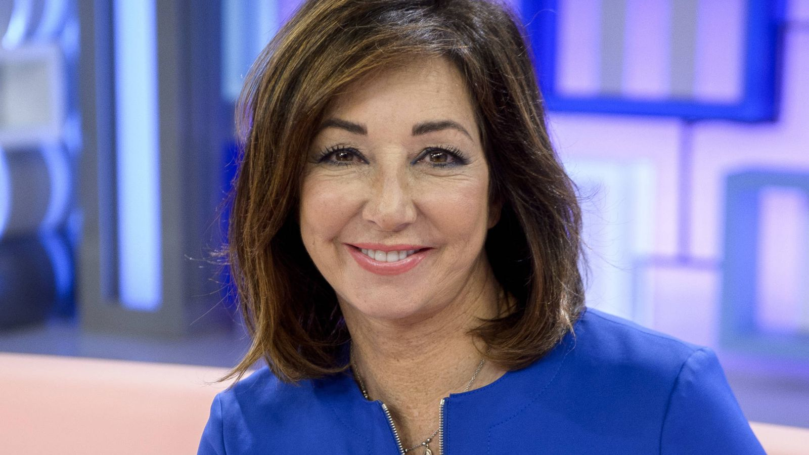 Foto: Ana Rosa Quintana, en una imagen de la pasada temporada. (Gtres)