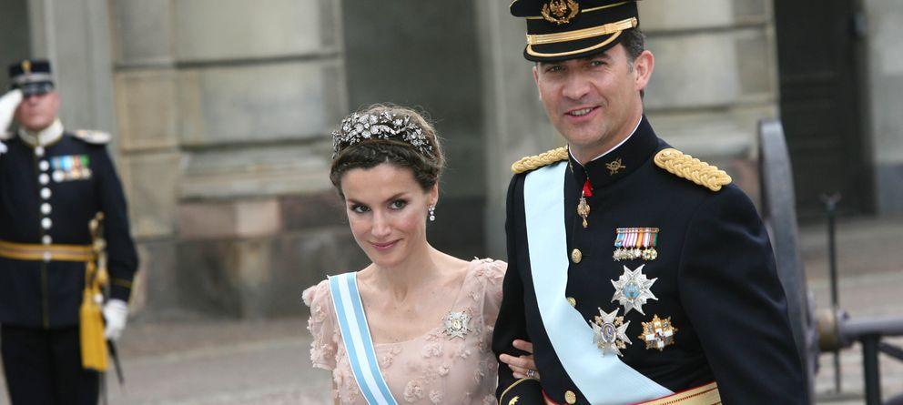 Letizia, la Ortiz Rocasolano que encontró a su príncipe