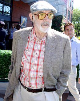 Foto: El actor Sean Connery (I.C.)