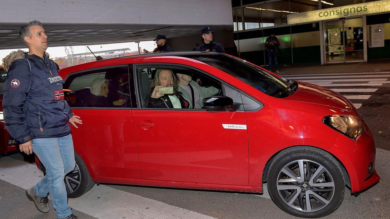 Así es el coche eléctrico de Greta Thunberg en Madrid, el Seat Mii electric