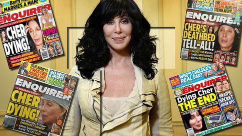 La revista que no da una, como Rappel, y 'mata' a Cher por cuarta vez