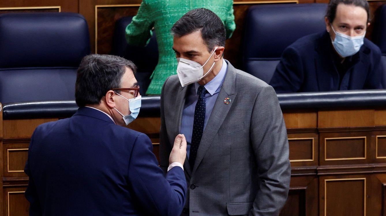 Así no se puede seguir: el PNV airea su hartazgo ante el desgobierno de Pedro Sánchez
