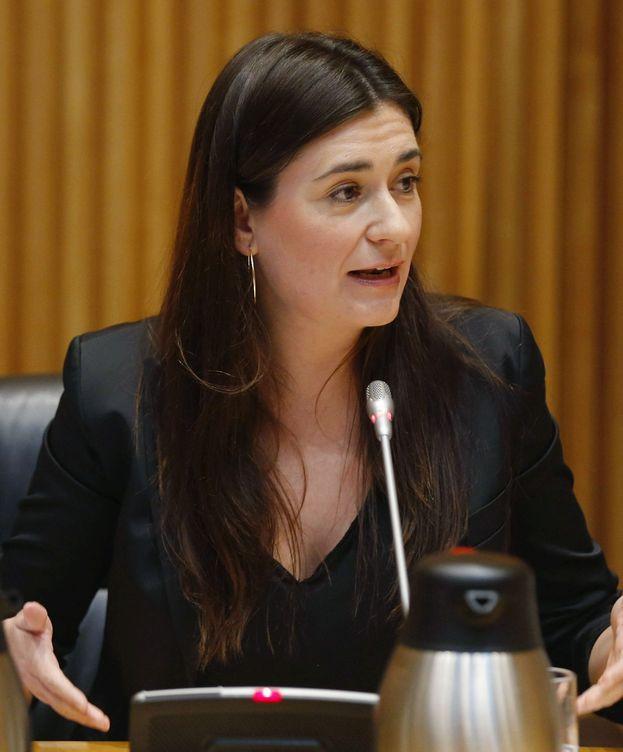 Foto: La secretaria socialista de Igualdad, Carmen Montón. (EFE)