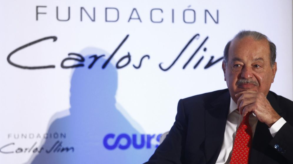 Foto: Carlos Slim. (Reuters)