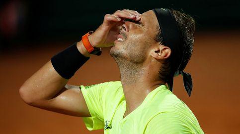 Rafa Nadal, eliminado en Roma una semana antes de Roland Garros