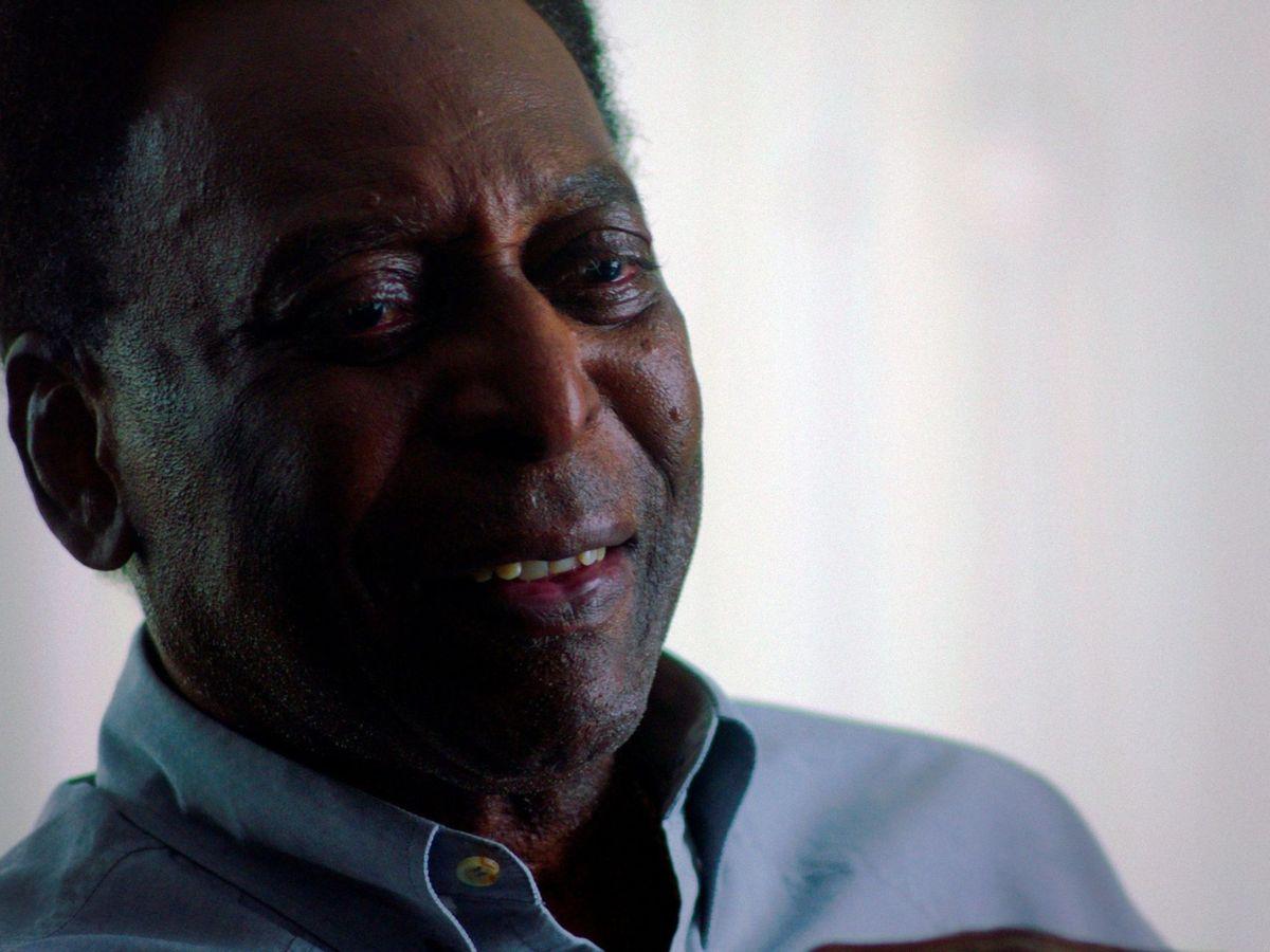 Foto: Pelé (EFE/Netflix)