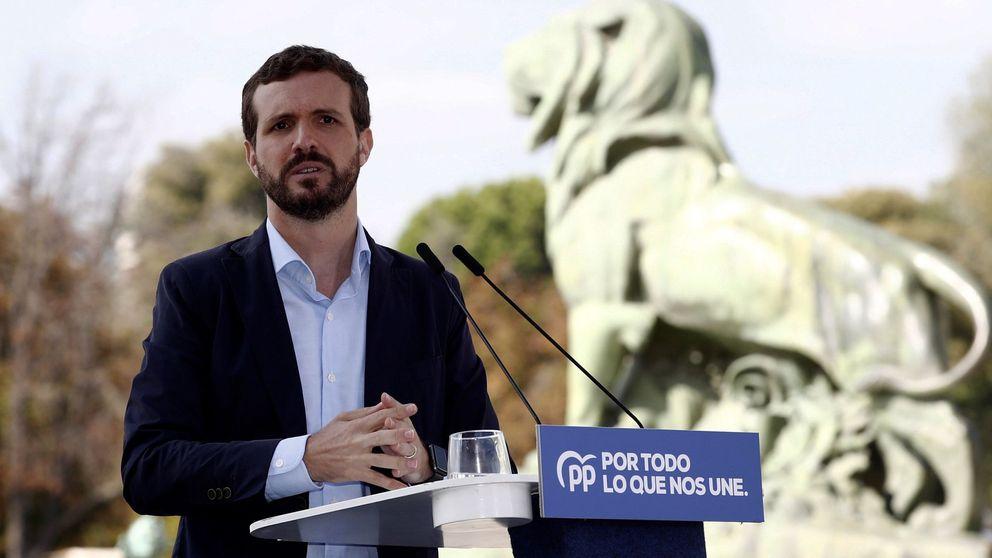 Casado exige a Sánchez que no indulte a los condenados: Quien la hace la paga