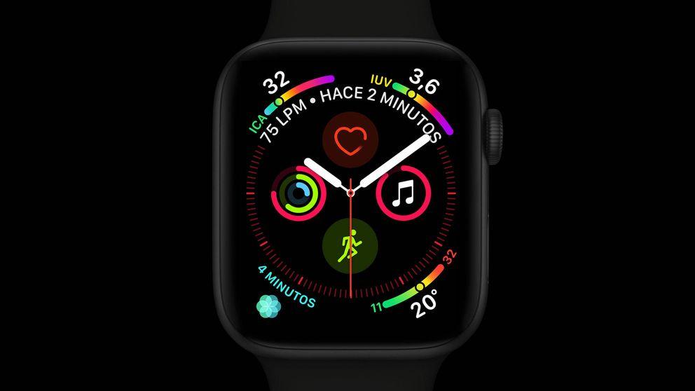 Apple Watch Series 4: la reinvención del concepto smartwatch