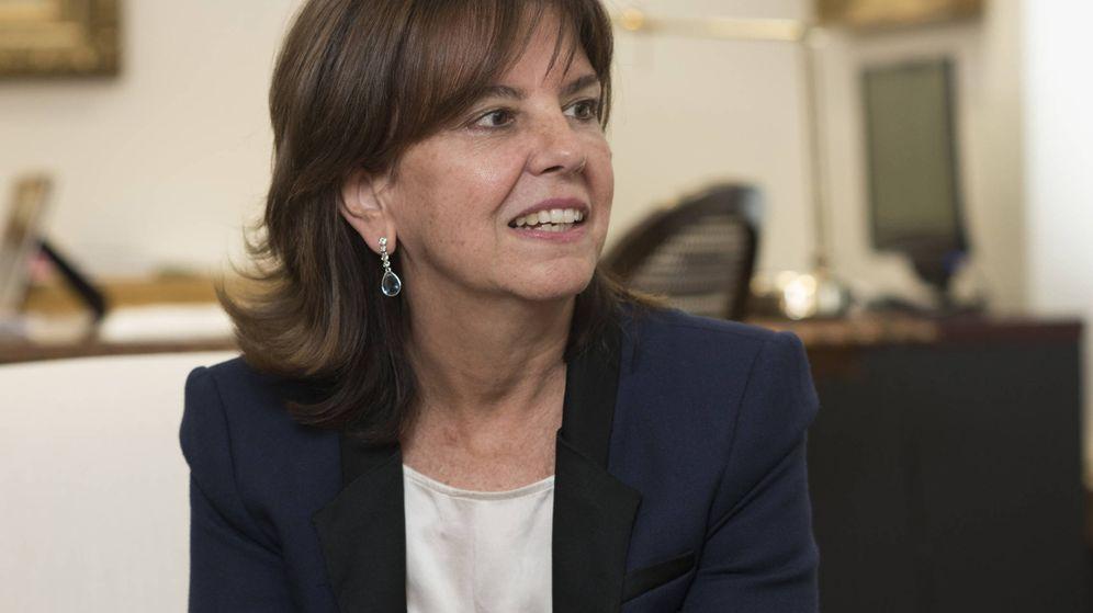 Foto: Pilar Platero, presienta de la SEPI. (SEPI)