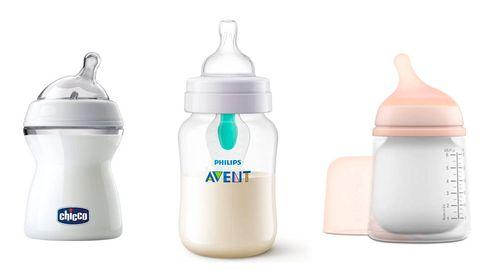 Biberones para bebé: recomendaciones y tipos para todas las necesidades