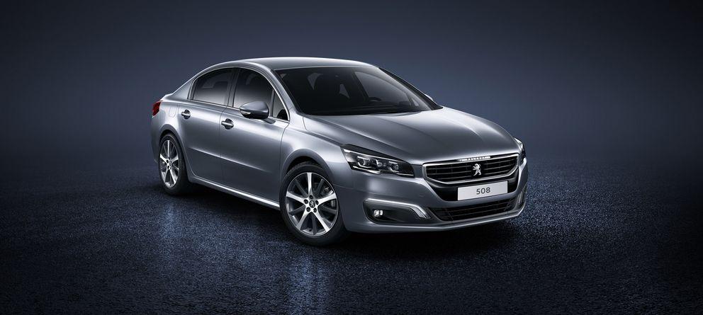 Foto: Peugeot renueva su buque insignia