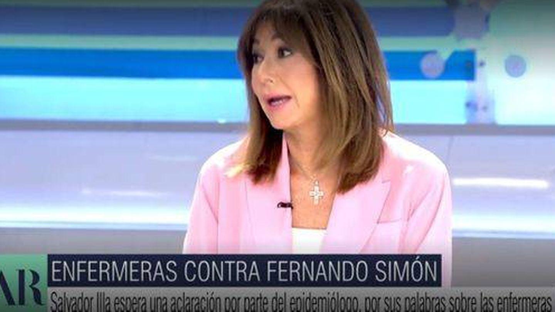 Ana Rosa. (Telecinco)