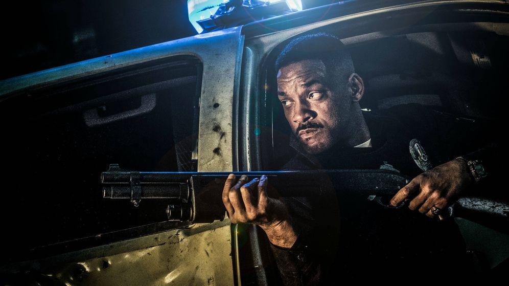 Foto: Bright, la película de Will Smith para Netflix, se encuentra en el centro de la polémica. (Netflix)