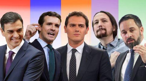Cinco candidatos y solo dos ganadores: la jugada de riesgo de los líderes en las urnas