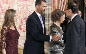 Letizia apuesta por Felipe Varela para el Día de las Fuerzas Armadas