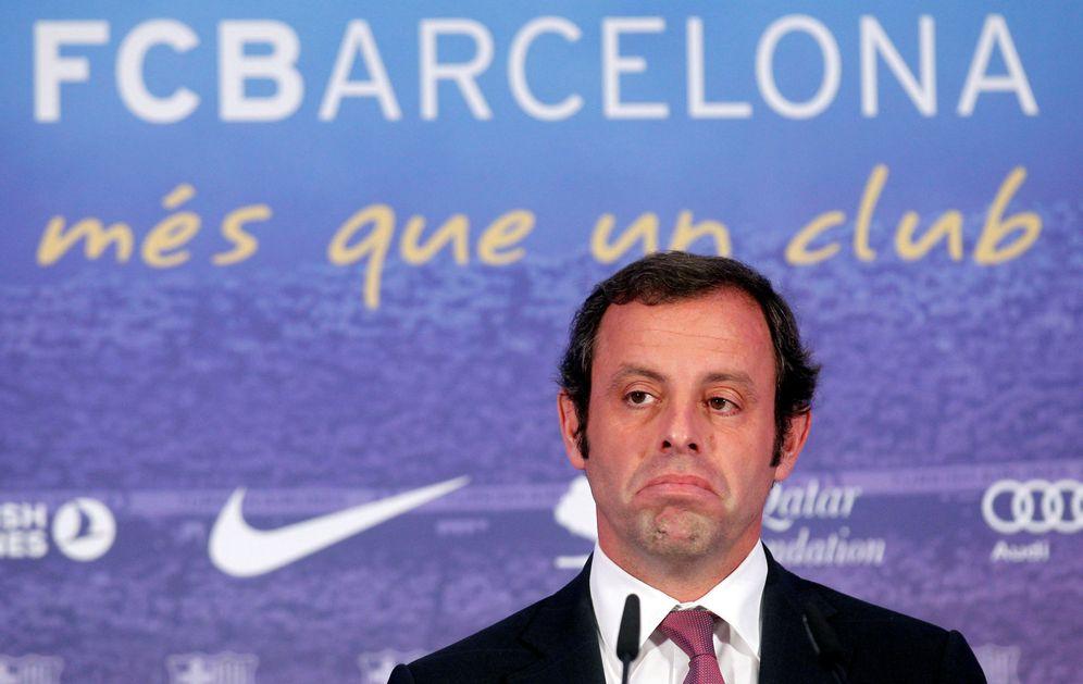 Foto: Sandro Rosell, en una imagen de archivo. (Reuters)