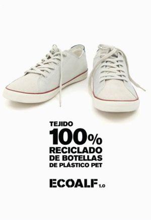 Ecoalf: tejido 100% reciclado y reciclable