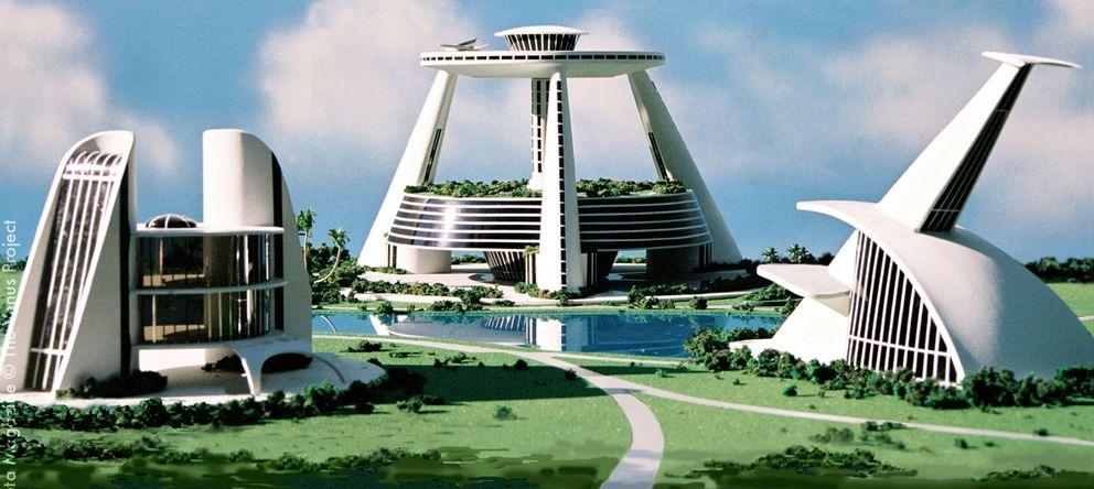 Foto: Proyecto Venus: una utopía en la que seremos felices gracias a la tecnología