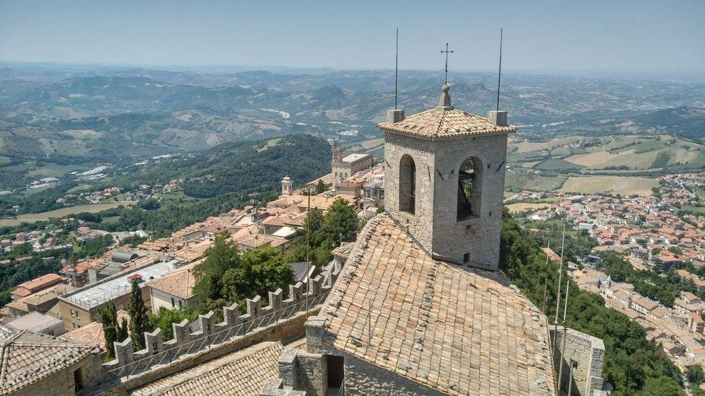 Foto: San Marino. (Wikimedia Commons)