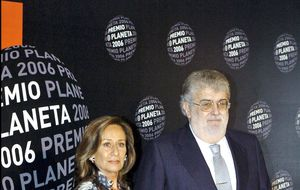 Consuelo García Píriz, la compañera de viaje de Lara